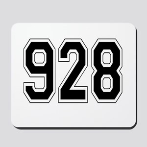 928 Mousepad