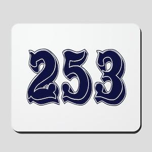 253 Mousepad