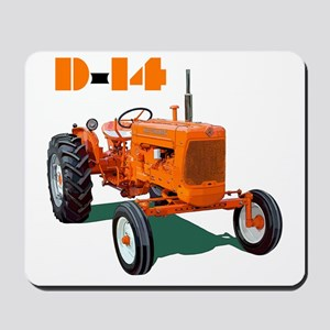 The Model D-14 Mousepad