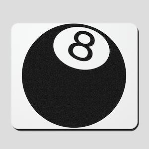 Riyah-Li Designs 8 Ball Mousepad