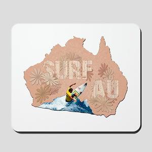Surf Australia Mousepad
