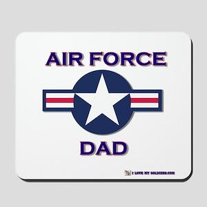 air force dad Mousepad