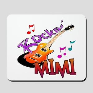 ROCKIN MIMI Mousepad