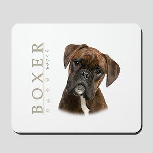 Brindle Boxer Mousepad