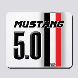 Mustang 5.0 BWR Mousepad