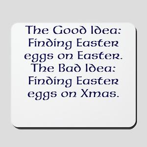 Easter #1 Mousepad