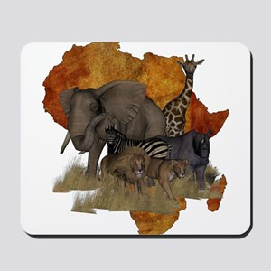 Safari Mousepad