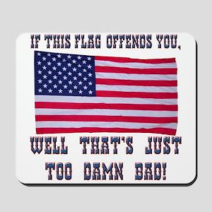 Flag3 Mousepad