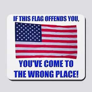 Flag1a Mousepad