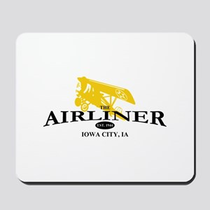 Airliner Logo Mousepad