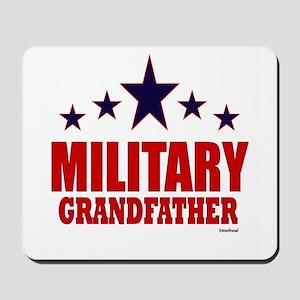 Military Grandfather Mousepad