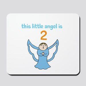 little angel custom age Mousepad