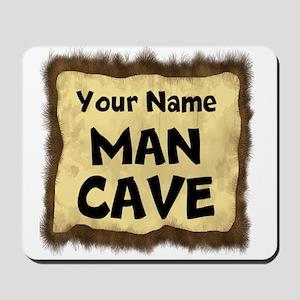 Custom Man Cave Mousepad