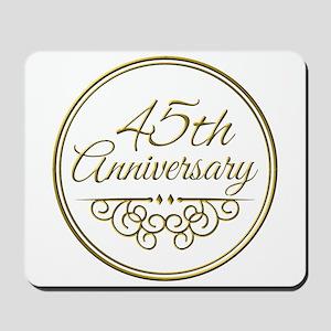 45th Anniversary Mousepad
