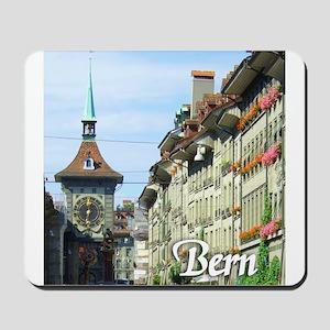 Bern Switzerland souvenir Mousepad