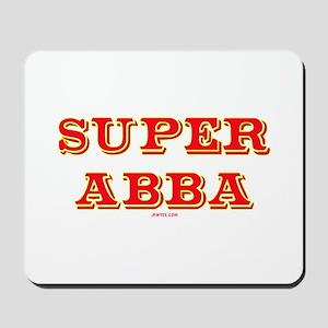 Super Abba Mousepad