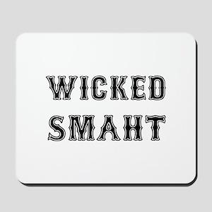 Wicked Smaht Mousepad