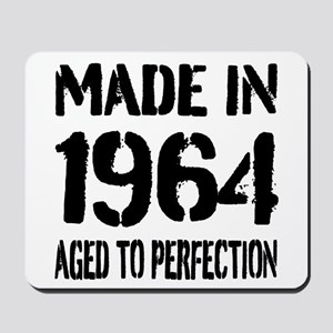 1964 Aged to perfection Mousepad
