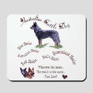 Austalian Cattle Dog Mousepad