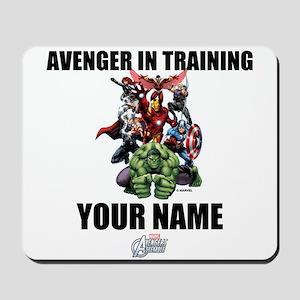 Avengers Assemble Personalized Design 2 Mousepad