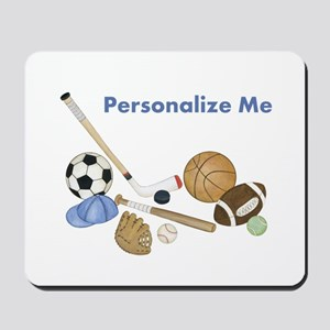 Personalized Sports Mousepad