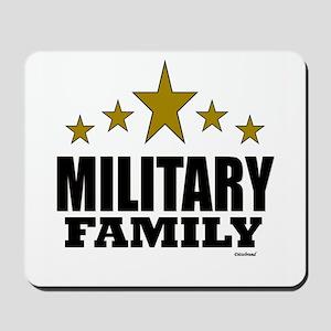 Military Family Mousepad