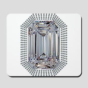 Diamond Pin Mousepad