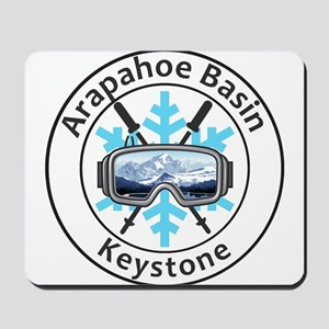 Arapahoe Basin - Keystone - Colorado Mousepad