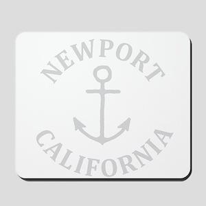 Summer newport- california Mousepad