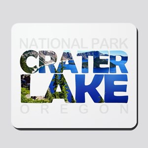 Crater Lake - Oregon Mousepad