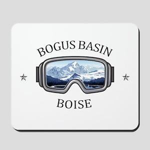Bogus Basin - Boise - Idaho Mousepad