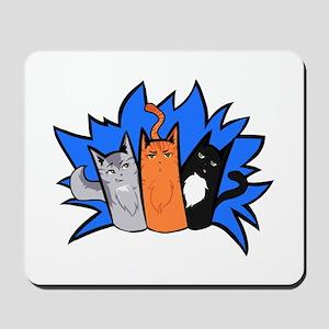 Everyone's Favourite Trio Mousepad