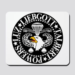 Band of Brothers Crest Mousepad