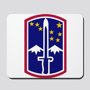 172nd Infantry Brigade Mousepad