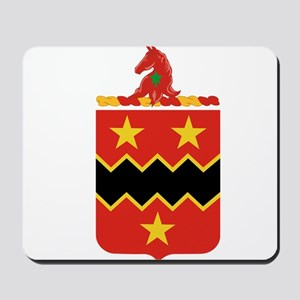 16th Field Artillery Mousepad