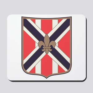 111th Army Field Artillery Battalion Mousepad