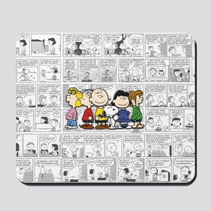 The Peanuts Gang Mousepad