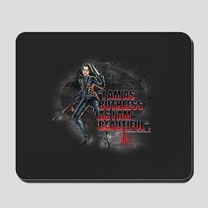 G.I. Joe Baroness Mousepad