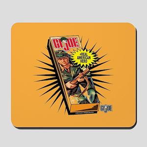 GI Joe American Hero Mousepad