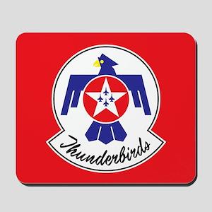 Air Force Thunderbirds Mousepad
