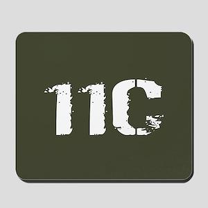 U.S. Army: 11C Mortarman (Military Green Mousepad