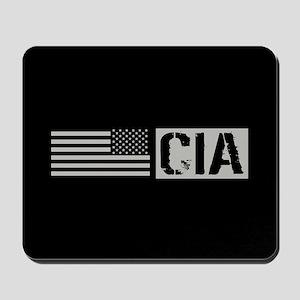 CIA: CIA (Black Flag) Mousepad