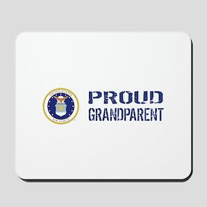 USAF: Proud Grandparent Mousepad