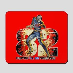 G.I. Joe Cobra Commander Mousepad