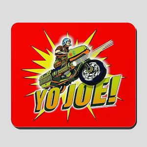 G.I. Joe YO Joe Mousepad