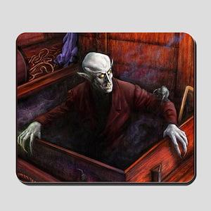 Dracula Nosferatu Vampire Mousepad