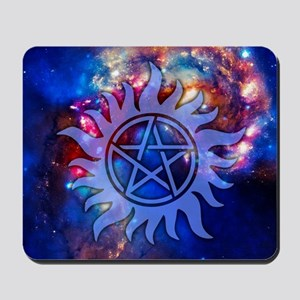 Supernatural Cosmos Mousepad