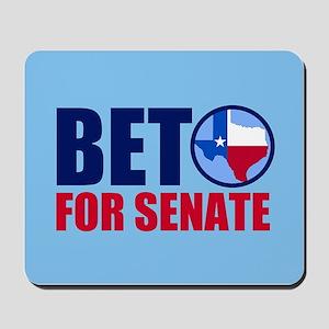 Beto Texas Senate Mousepad