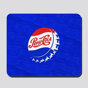 Pepsi Bottle Cap Mousepad