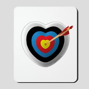 Archery Love 2 Mousepad